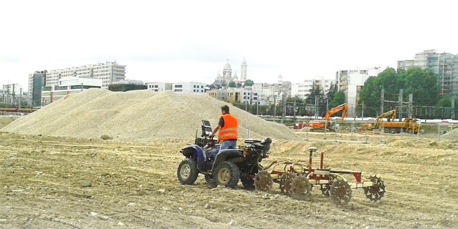 Aménagement et construction